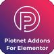 Piotnet Addons For Elementor Pro v6.4.10
